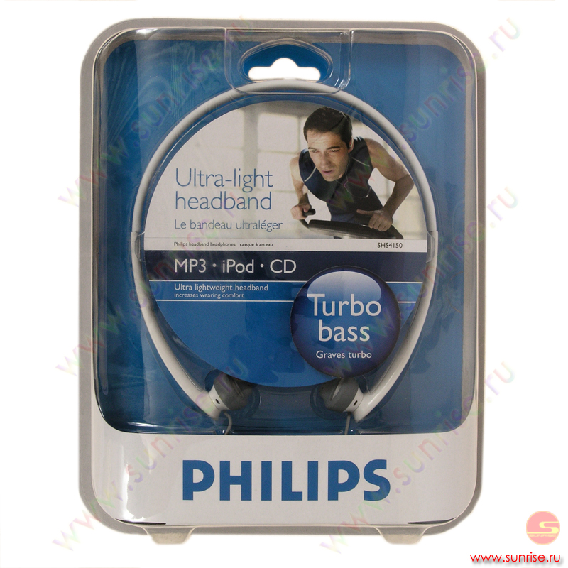 Наушники Philips SHS4150