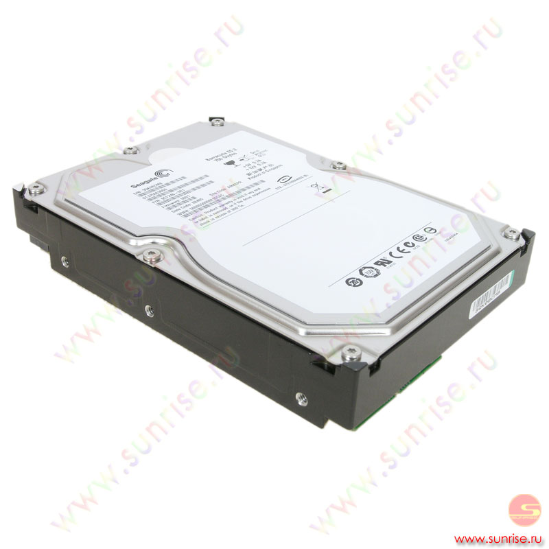 750,0 Gb HDD Seagate ST3750630SS BarracudaES.2 7200rpm 16Mb SAS 3.5""