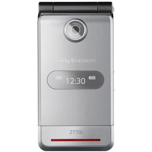 Телефон SonyEricsson Z770i vogue red
