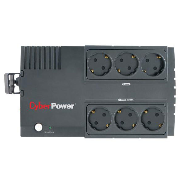 ИБП CyberPower Brics850E, 850VA/510W, Black