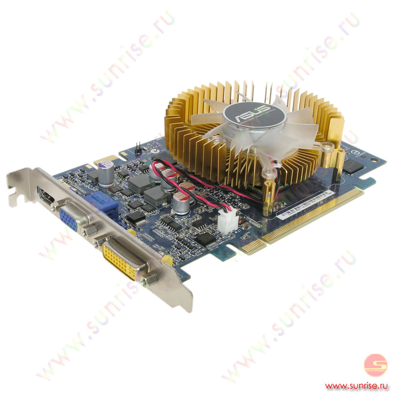 512Mb PCI-E GeForce 9500GT, ASUS EN9500GT Magic /DI, DDR3