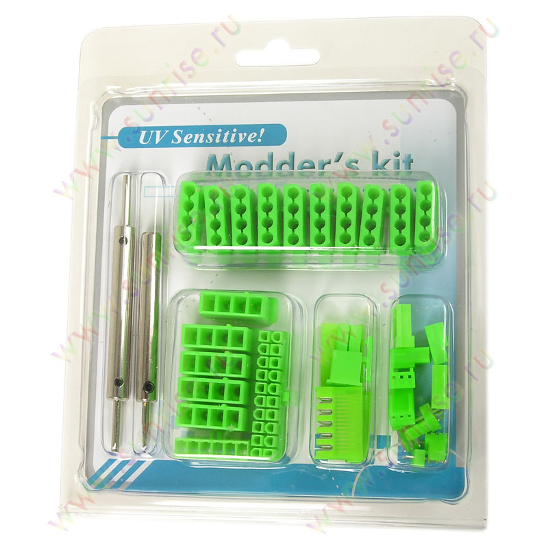 Floston DIY Kits w/Molex UV-Green