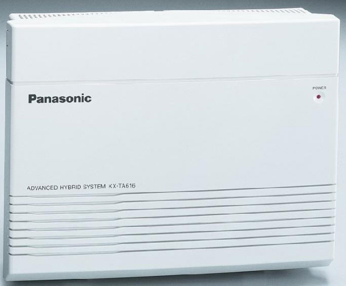 Phone Station Panasonic KX-TA 616RU