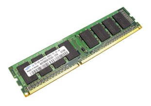 DIMM  2048Mb PC3-10600 (1333Mhz) Samsung