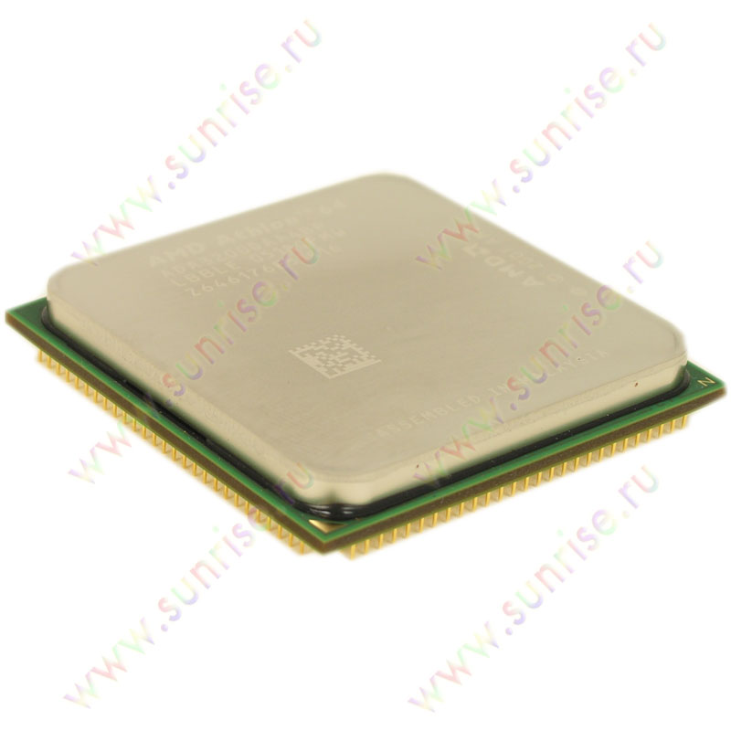 CPU AMD Athlon 64 3200+  Venice (ADA3200DAA4BP/W) Socket-939 OEM