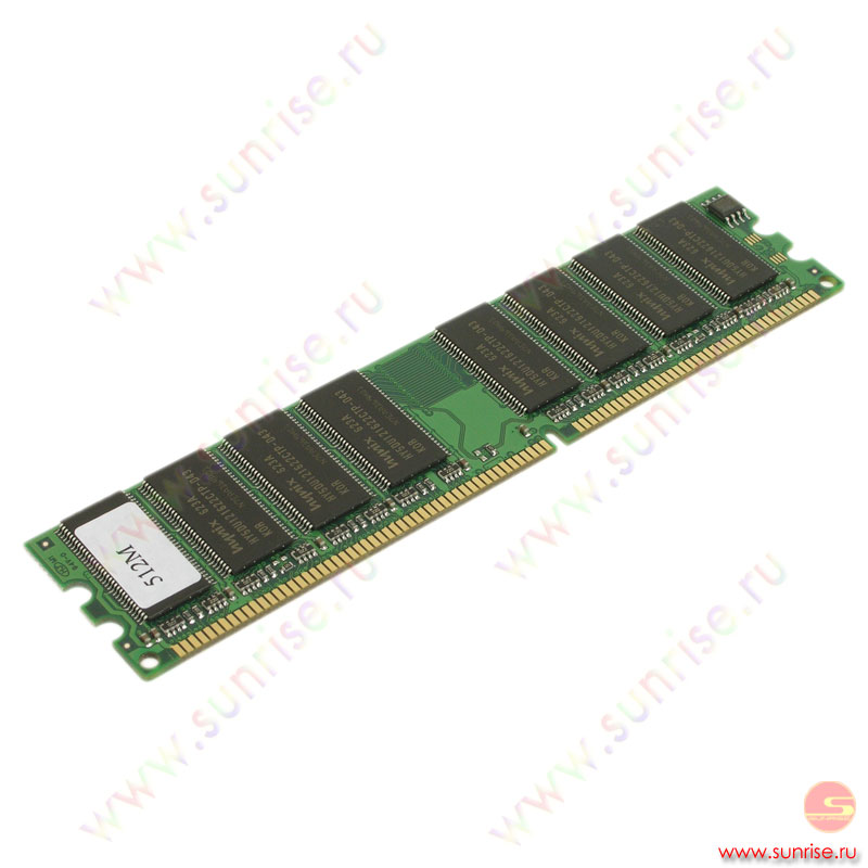 DIMM 512Mb PC3200(400Mhz)  Hynix