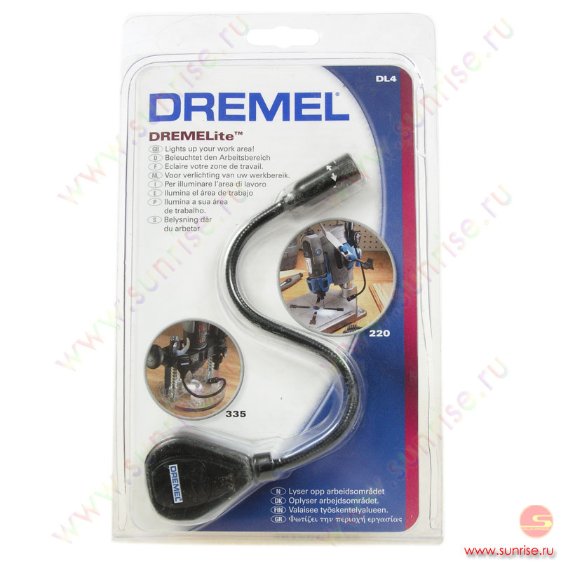 DREMEL LIGHT (26150DL4JA)