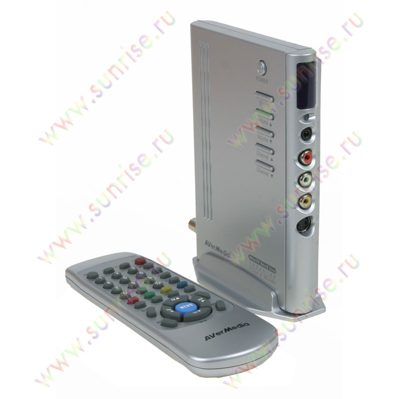 TV Tuner - Aver TV Box5