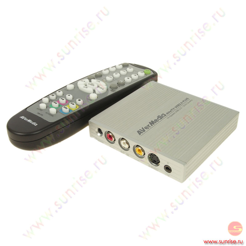 TV Tuner Aver TV , ext USB 2.0 Plus