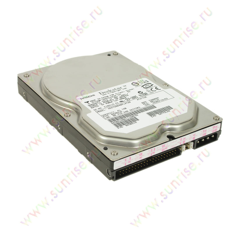 040,0 Gb HDD Hitachi (HDS722540VLAT20/HDS728040PLAT20) 7200 2Mb