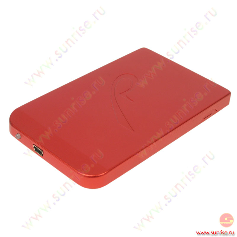 "080,0 Gb HDD Rovermate MS-25E1 5400 (ext. USB) 2.5"" red"
