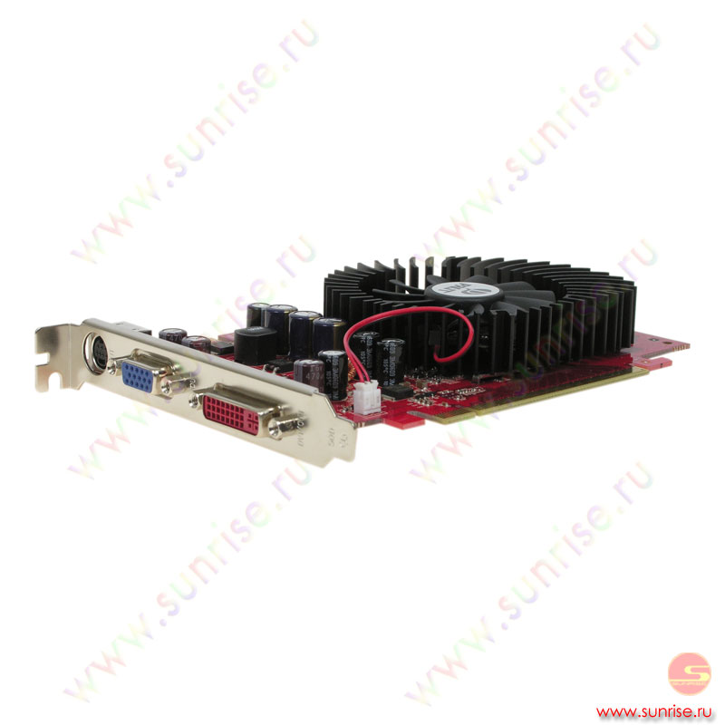 128Mb PCI-E GeForce 7300GT DDR, TV, DVI, Palit