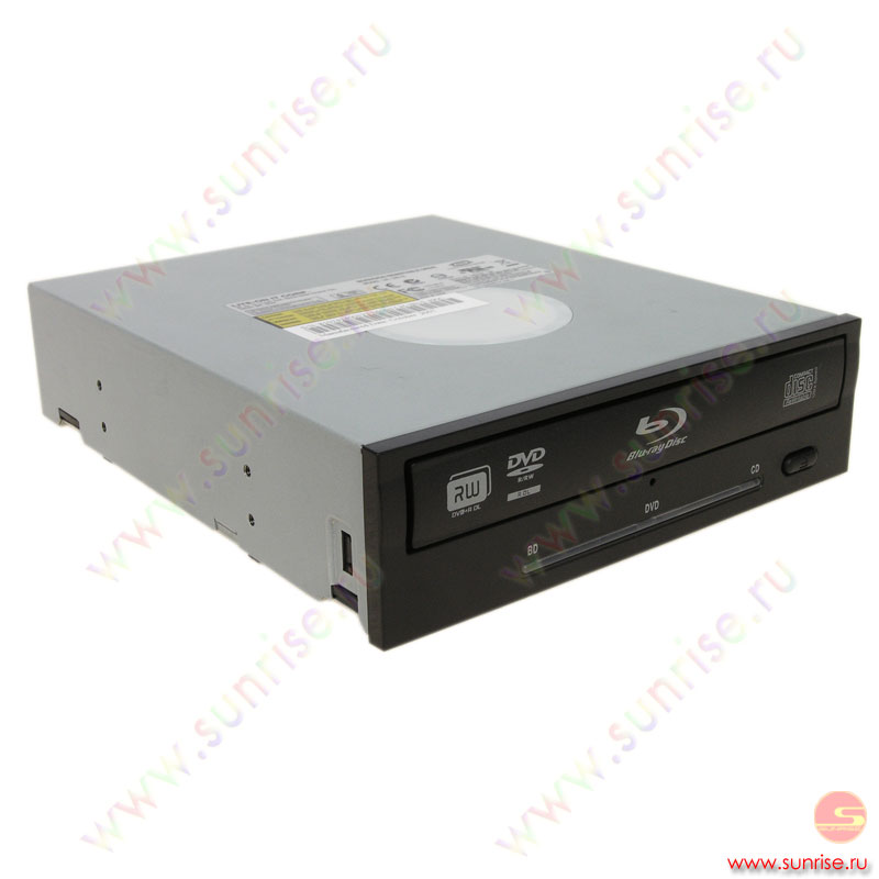 Blu-Ray Writer/DVD±RW  Lite-On/ LH-2B1S 2x/ (490C), SATA, retail, black
