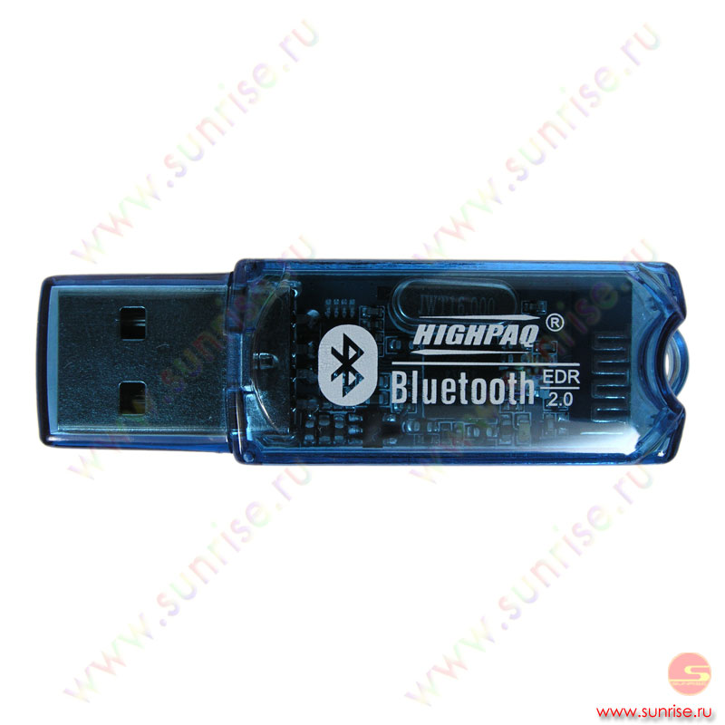 Адаптер Bluetooth 2.0 HighPaq BT-E012 classII USB 10м 20018