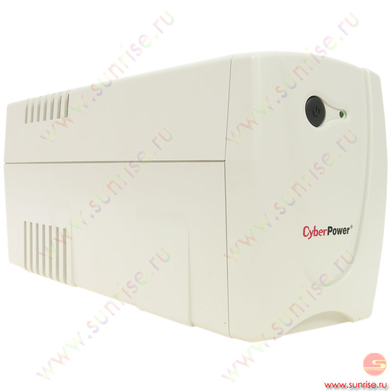 ИБП CyberPower V800E, 800VA/480W, white