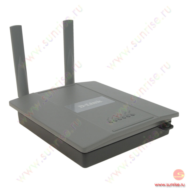 Беспроводная точка доступа D-Link DWL-8200AP, 802.11a/g Dualband Access Point, up to 108Mbps