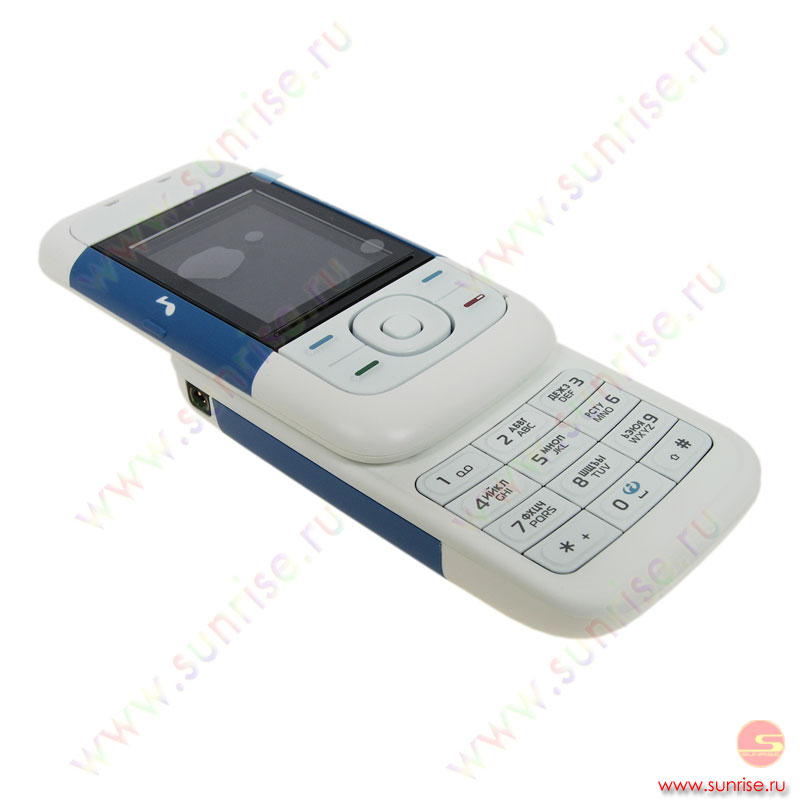 Телефон Nokia 5200 light blue