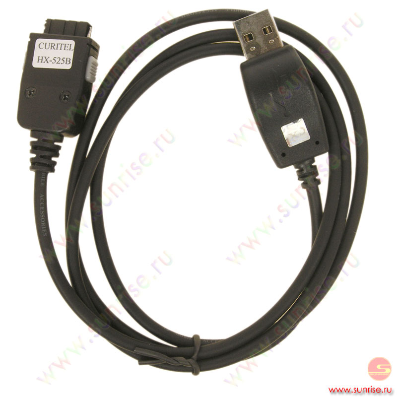 "USB Data Cable ""х3"" Curitel HX-525B [USBCUR525B]"