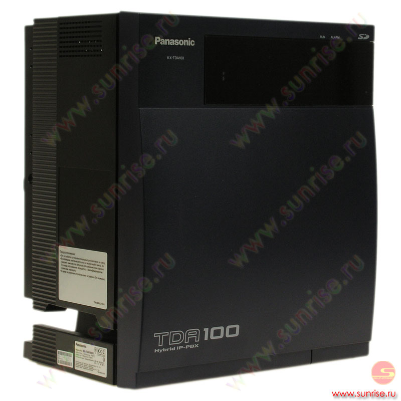 Phone Station Panasonic KX-TDA 100RU с б/п