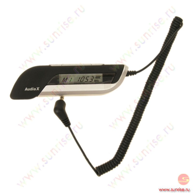 Car FM Transmitter AUDIAX DGT-301 autoscan